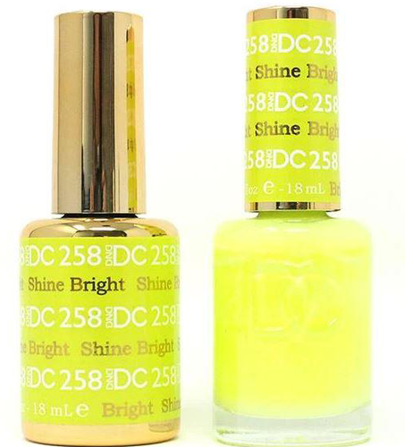 DND DC Duo Gel - #258 Shine Bright