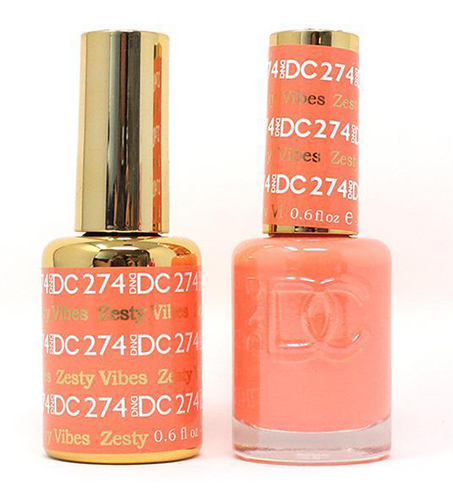 DND DC Duo Gel - #274 Zesty Vibes