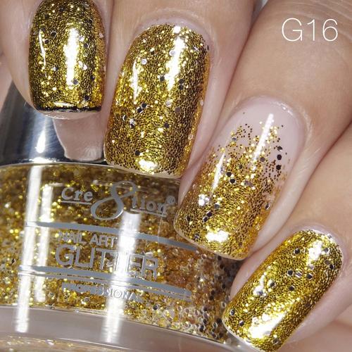 Nail Art Glitter zar 1oz 016
