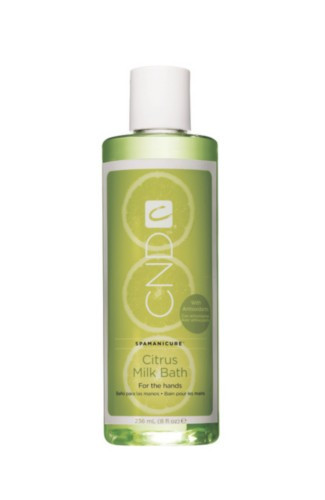 CND Citrus Milk Bath, 8oz