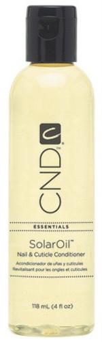 CND Solar Oil 4 oz