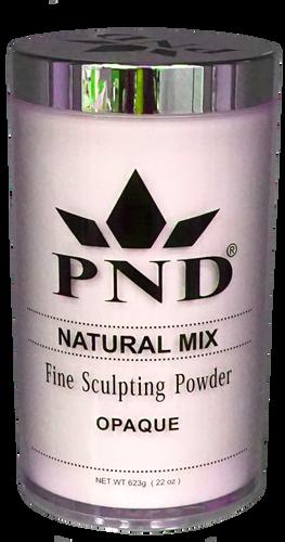 PND Acrylic Powder (Fine Sculpting Powder) - Natural Mix 22 oz.