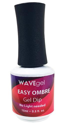 WaveGel Easy Ombre Gel Dip .5 oz
