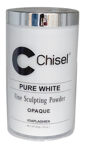Chisel Fine Sculpting Powder 22 oz - Pure White