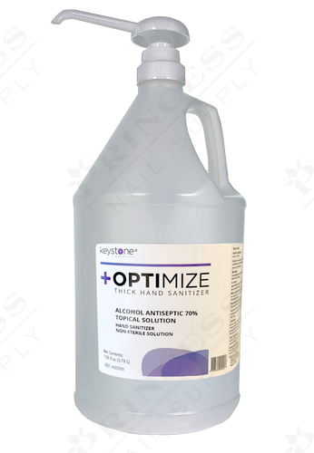 Optimize Thick Hand Sanitizer Gal with Pump