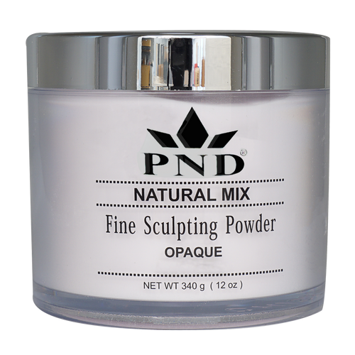 PND Acrylic Powder (Fine Sculpting Powder) - Natural Mix 12oz