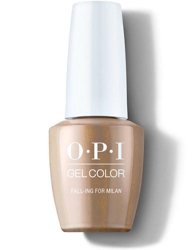 OPI GelColor - #GCMI01 - Fall-ing for Milan - Muse of Milan Collection .5 oz