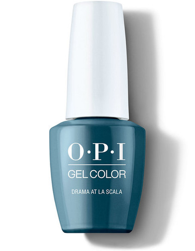 OPI GelColor - #GCMI04 - Drama at Le Scala - Muse of Milan Collection .5 oz