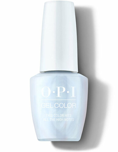 OPI GelColor - #GCMI05 - This color Hits all the High Notes - Muse of Milan Collection .5 oz