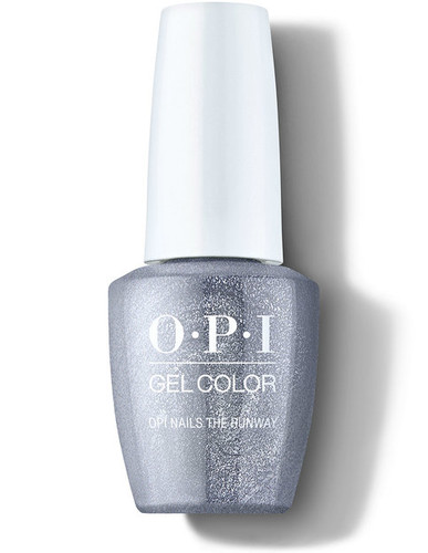 OPI GelColor - #GCMI08 - OPI Nails the Runway - Muse of Milan Collection .5 oz