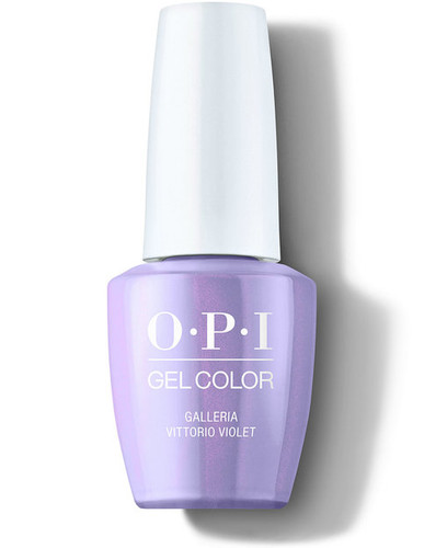 OPI GelColor - #GCMI09 - Galleria Vittorio Violet - Muse of Milan Collection .5 oz
