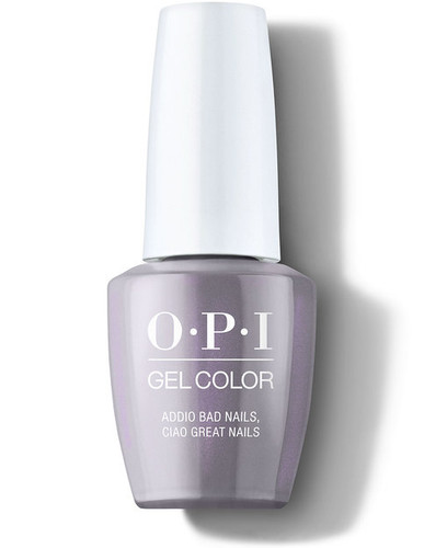 OPI GelColor - #GCMI10 - Addio Bad Nails, Ciao Grest Nails - Muse of Milan Collection .5 oz