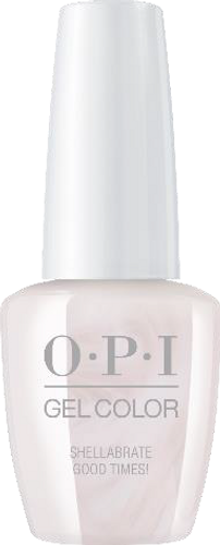 OPI GelColor - #GCE94 - Shellabrate Good Times! - Neo Pearl 2020 Collection .5 oz