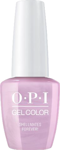 OPI GelColor - #GCE96 - Shellmates Forever! - Neo Pearl 2020 Collection .5 oz