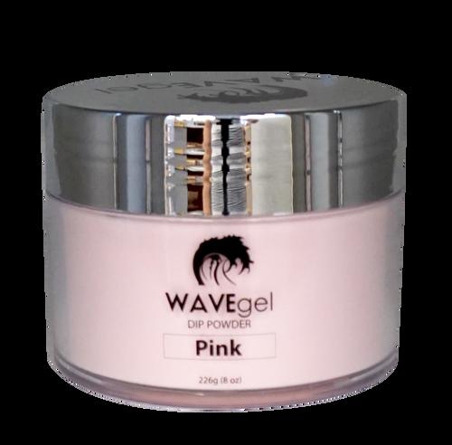 Wave Dip & Acrylic Powder - Pink 8oz