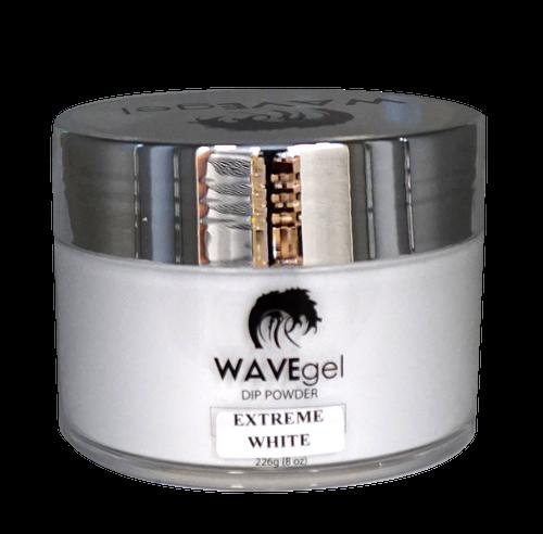 Wave Dip & Acrylic Powder - Extreme White 8oz