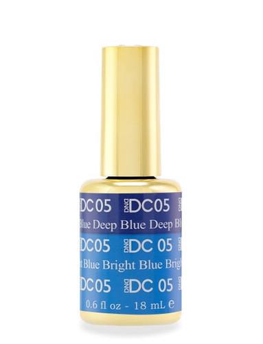 DND DC Mood - 05 Blue Deep Bright Blue