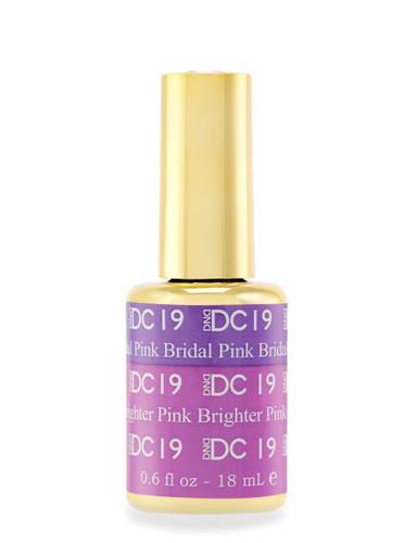 DND DC Mood - 19 Pink Bridal Pink Brighter