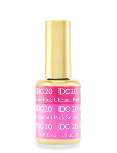 DND DC Mood - 20 Chelsea Pink Smooth Pink