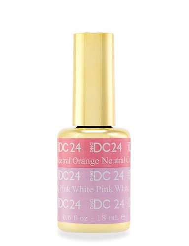 DND DC Mood - 24 Neutral Orange White Pink