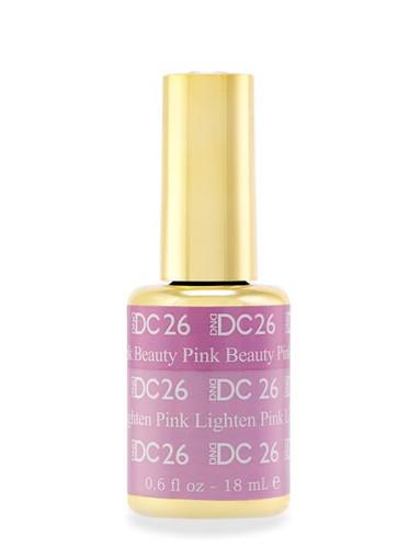 DND DC Mood - 26 Beauty Pink Lighten Pink