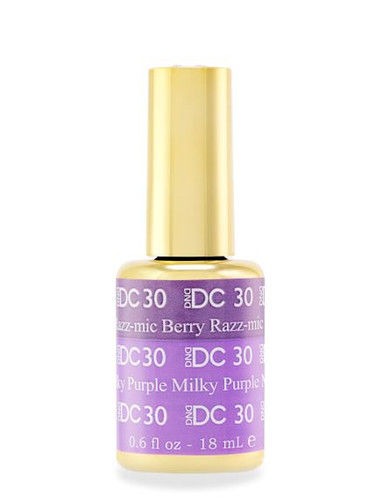 DND DC Mood - 30 Razz-Mic Berry Milky Purple