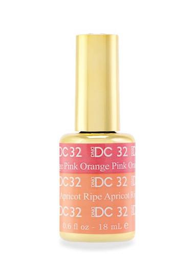 DND DC Mood - 32 Orange Pink Ripe Apricot