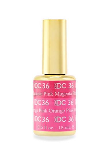 DND DC Mood - 36 Mageta Pink Orange Pink