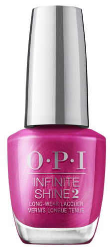 OPI Infinite Shine - #ISLH011 - 15 Minutes of Flame - Hollywood Collection .5 oz
