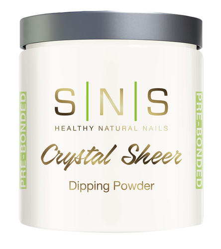 SNS Powder 16 oz - Crystal Sheer