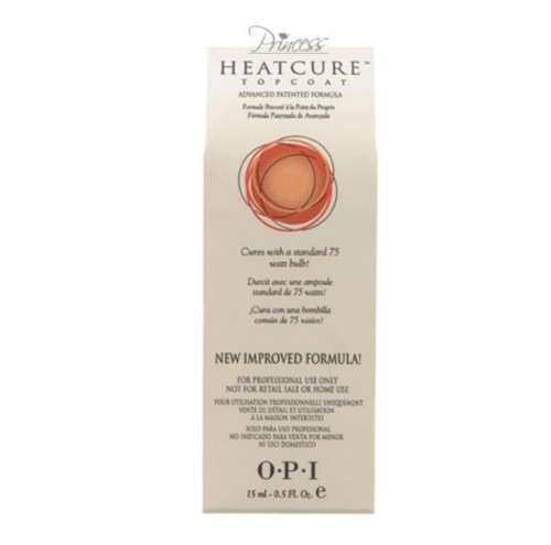 OPI Heat Cure Top Coat .5 oz