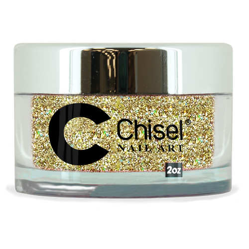 Chisel Acrylic & Dipping 2oz - GLITTER 23