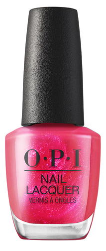 OPI Lacquer - #NLN84 - Stawberry Waves Forever - Malibu Collection .5 oz