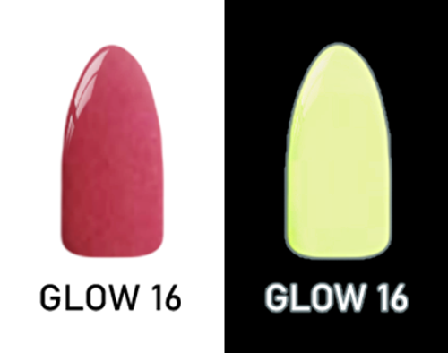 Chisel Acrylic & Dipping 2oz - GLOW 16