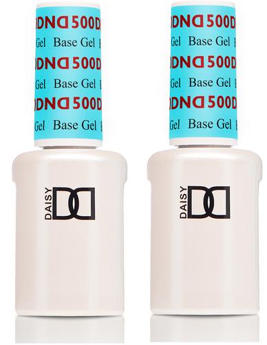 DND  Base #500 Gel 2 pcs