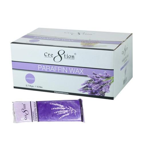 Cre8tion Paraffin Wax Lavender 6 lb.