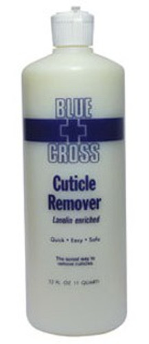 Blue+Cross Cuticle Remover 32 oz