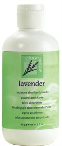 Lavender Moisture Absorbent Powder 3.5oz