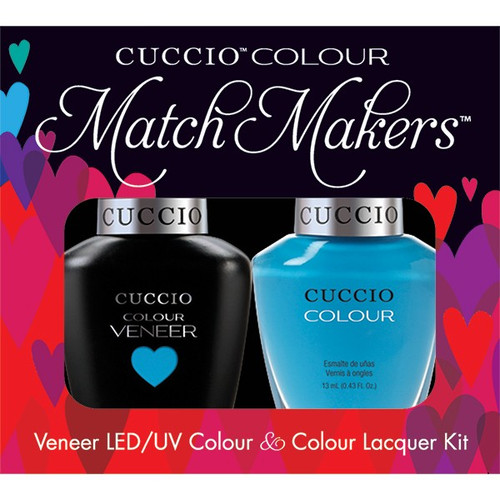 Cuccio Match Makers (Retired Color) - #6040 St. Barts In A Bottle