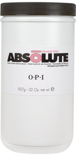 OPI Powder Absolute - Opaque Pink 32oz