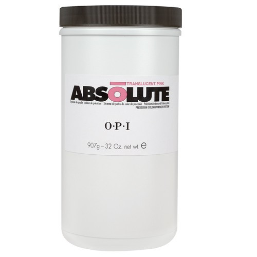 OPI Powder Absolute - Translucent P 32oz