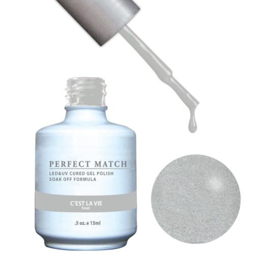 PERFECT MATCH Gel Polish + Lacquer - PMS113 C'EST LA VIE