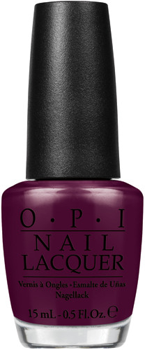 OPI Lacquer - #NLF62 - IN THE CABLE CAR-POOL LANE .5 oz