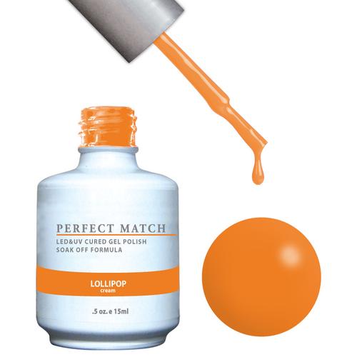 PERFECT MATCH Gel Polish + Lacquer - PMS117 LOLLIPOP