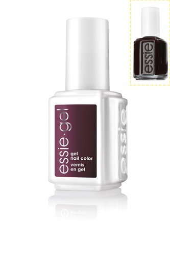 Essie Gel + Lacquer - #249G #249 Wicked
