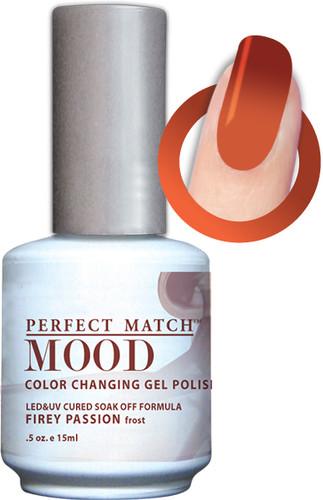 LeChat Mood Color Changing Gel Polish - MPMG28 Firey Passion