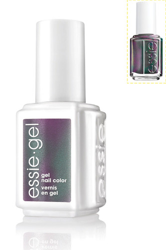 Essie Gel + Lacquer - #843G #843 For the Twill of It