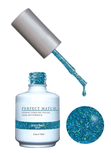 PERFECT MATCH Gel Polish + Lacquer - PMS133 Style Envy