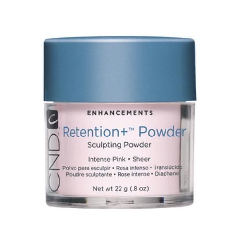 CND Retention+ Sculpting Powder - Intense Pink - Sheer 0.8 oz