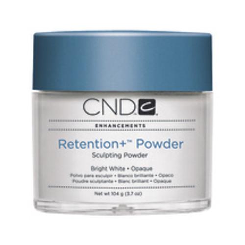 CND Retention+ Sculpting Powder - Bright White Opaque 3.7 oz